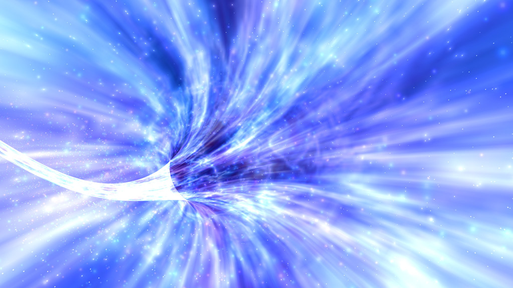 Space-Wormhole-3D