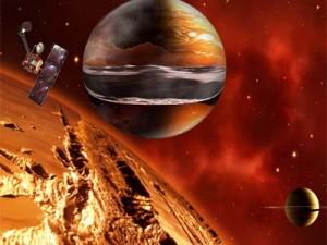Обои с Планетами про Космос