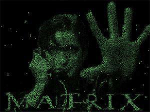 Тринити с Матрицы в картинках