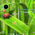 Прозрачная тема для Windows 7