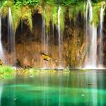 Водопад в картинках
