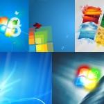 Windows 8 в живых обоях в анимации
