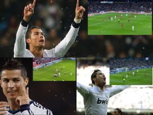 Тема Ronaldo и футбола на картинках