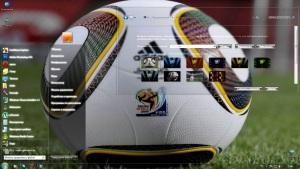 Футбольные темы для Windows 7, которые подойдут каждому